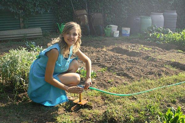 adult gardening