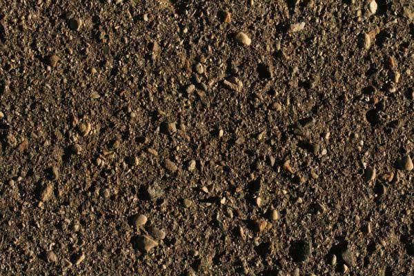 loose soil