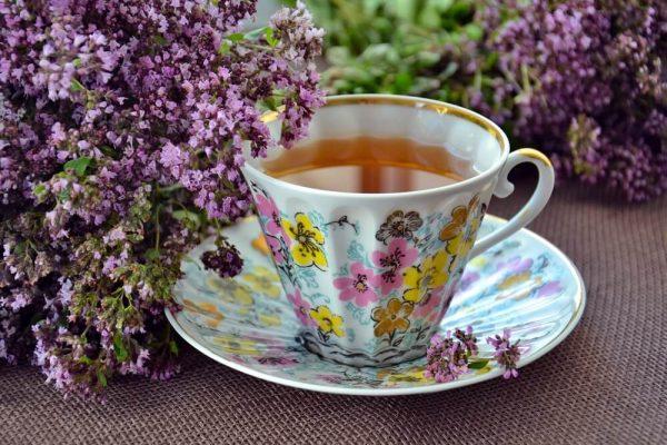 polytunnel tea blend