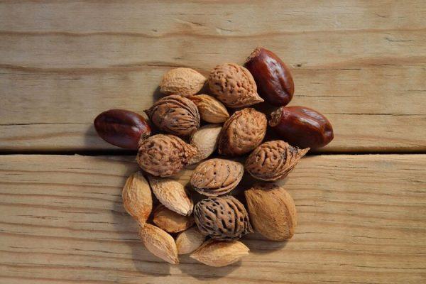 handful of seeds